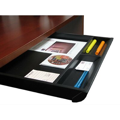 Jesper Office Pencil Drawer in Black
