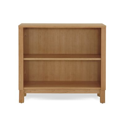 Jesper Office Woodland Low Bookcase in Solid Natural Cherry