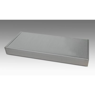 Danver Stainless Steel Floating Shelf
