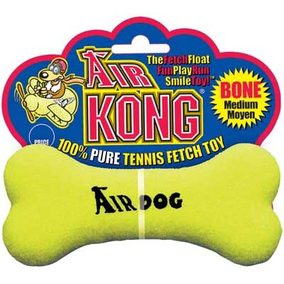 KONG Medium Air Squeaker Bone Dog Toy