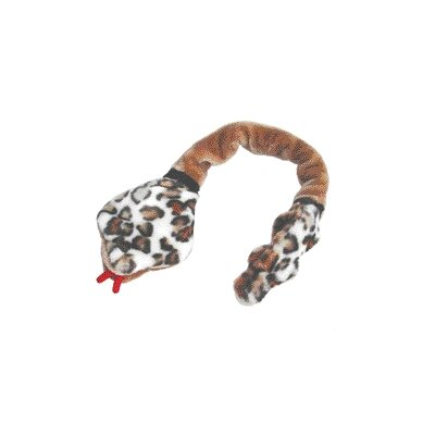 KONG Dr. Noy's Snake Plush Dog Toy