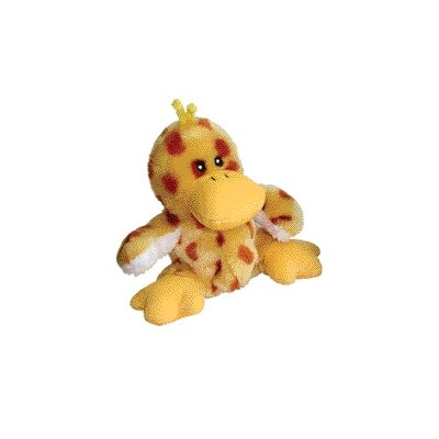KONG Dr. Noy's Platy Duck Plush Dog Toy