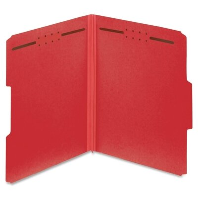 Globe Weis Pressboard Fastener Folder (25 Per Box)