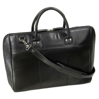 "Winn International 17"" Screen Laptop Briefcase"