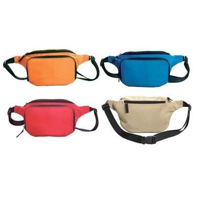 Winn International Microfiber Fanny Pack