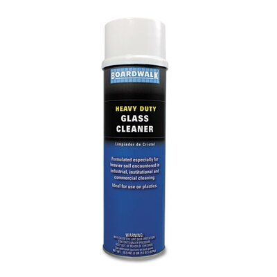 Boardwalk Glass Cleaner, Sweet Scent, 20 Oz. Aerosol Can