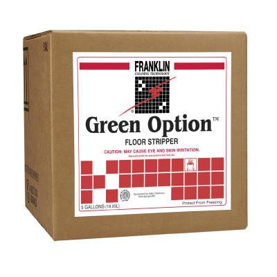 Franklin Cleaning Technology Green Option Floor Stripper Box