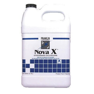 Franklin Cleaning Technology Nova X Extraordinary UHS Star-Shine Floor Finish Bottle