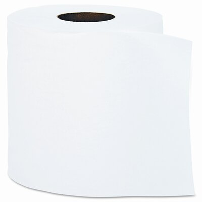 Windsoft Single Roll Bath Tissue, 500 Sheets/Roll, 96 Rolls/Carton