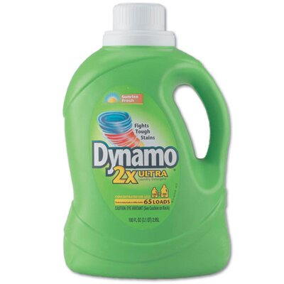 Phoenix Brands Sunshine Fresh Dynamo Ultra Liquid Laundry Detergent