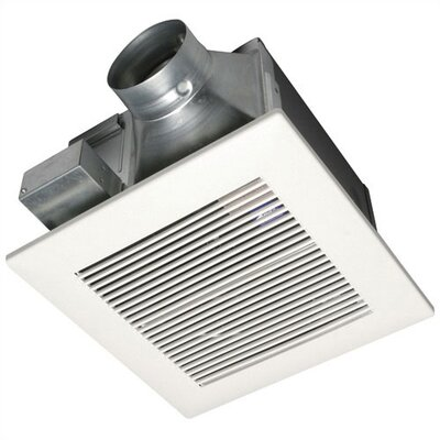 WhisperLite 110 CFM Energy Star Bathroom Fan