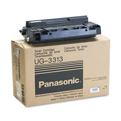 Panasonic® UG3313 Toner Cartridge, Black