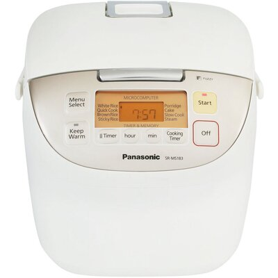 20 Cup Fuzzy Logic Rice Cooker