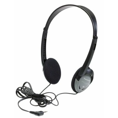Panasonic® Lightweight Headphones