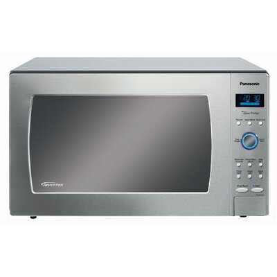 Genius Prestige Microwave Oven with Blue Dial