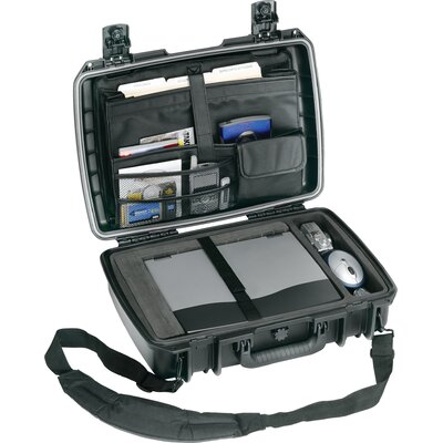 "Pelican Storm Laptop Case without Foam: 14.7"" x 20"" x 5.8"""