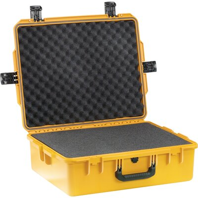 "Pelican Storm Shipping Case with Foam: 19.7"" x 24.6"" x 8.6"""