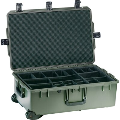 "Pelican Storm Shipping Case with Foam: 20.4"" x 31.3"" x 12.2"""