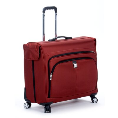 "Delsey Helium Ultimate 23"" Spinner Garment Bag Trolley Duffel"