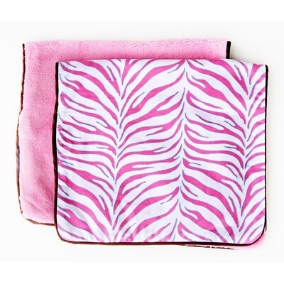 Caden Lane Boutique Zebra Burp Set (Set of 2)
