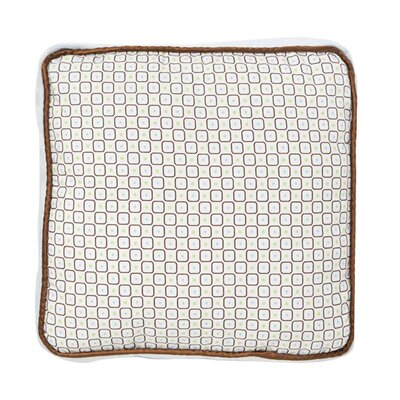 Caden Lane Classic Blue Square Pillow