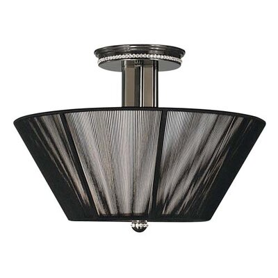 Framburg Sophia 2 Light Semi Flush Mount