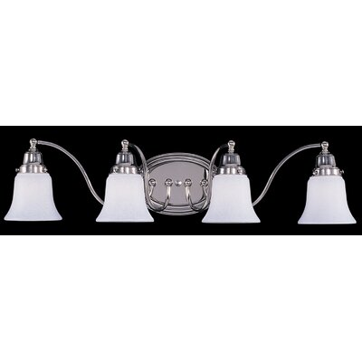 Framburg Magnolia 4 Light Vanity Light