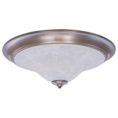 Framburg Bellevue 3 Light Flush Mount