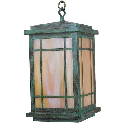Arroyo Craftsman Avenue Outdoor Hanging Lantern