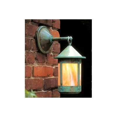 Arroyo Craftsman Berkeley Outdoor Wall Lantern