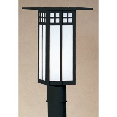 Arroyo Craftsman Glasgow 1 Light Post Lantern