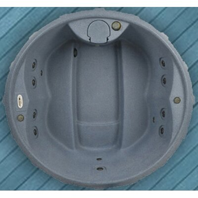 Atlantic Outdoor 4 Person 13 Jet Spa