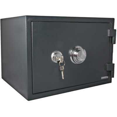 "LockState 2.5"" 1 Hr Fireproof Security Safe"