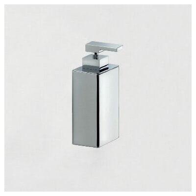 Urban Free Standing Soap Dispenser in Polished Chrome
