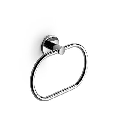 WS Bath Collections Napie Bathroom Towel Ring