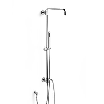 "WS Bath Collections Wall Mount 59"" Diverter Shower Faucet Bar"