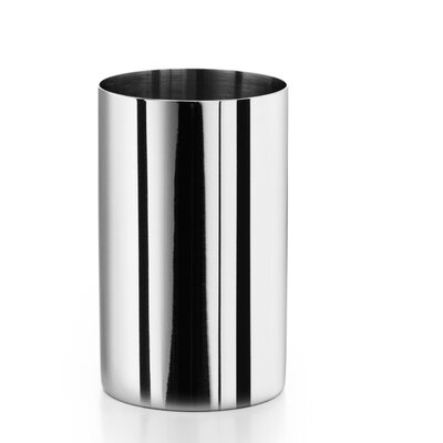 WS Bath Collections Saon Stainless Steel Round Tumbler