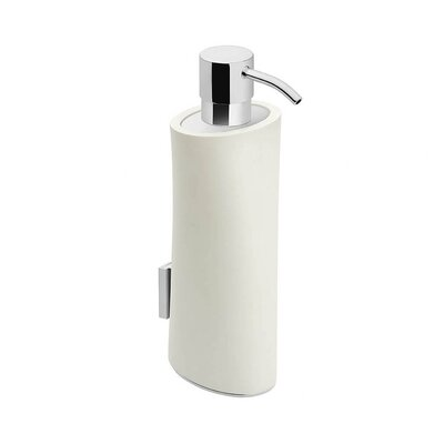 WS Bath Collections Belle Wall Mount Soap Dispenser