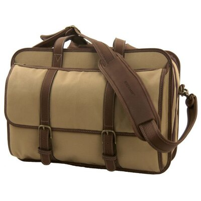 Korchmar Expandable Computer Overnight in Olive