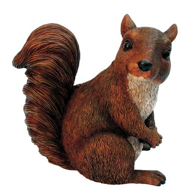 Michael Carr Squirrel Statue