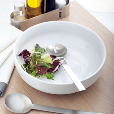 Blomus Fresca Salad Bowl with Servers by Nicolai Fuhrmann