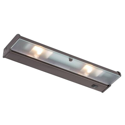 CSL New Counter Attack Two Light Halogen Under Cabinet Light