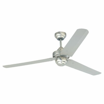 "Monte Carlo Fan Company 54"" Studio 3 Blade Ceiling Fan"