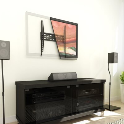 "dCOR design Low Profile Wall mount for 26"" - 42"" TV's"