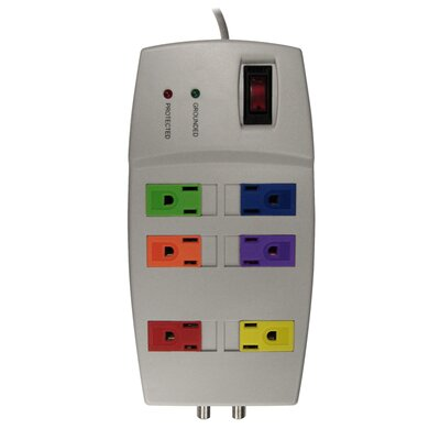 dCOR design Accessories Ultra Surge Protector
