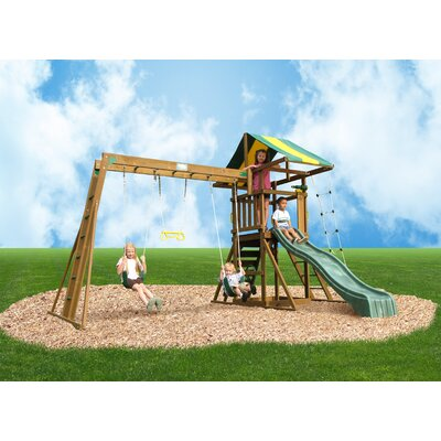 Playtime Swing Sets Franklin Swing Set
