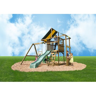 Playtime Swing Sets Andover Swing Set