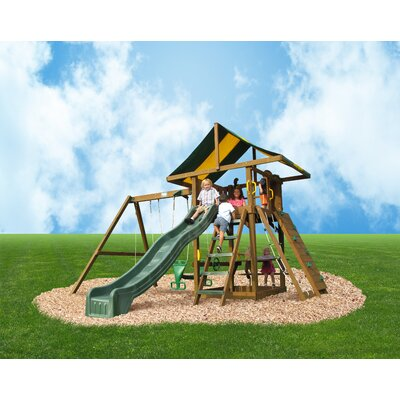 Playtime Swing Sets Lincoln Swing Set