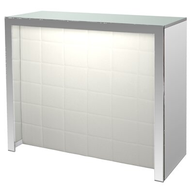 Home Essence Hollywood Bar Unit in White