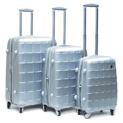 Napoleon Expandable Hardsided 3 Piece Luggage Set